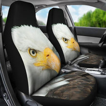 Load image into Gallery viewer, Eagle Car Seat Cover