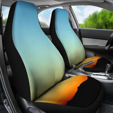 Load image into Gallery viewer, Sunset Car Seat Cover