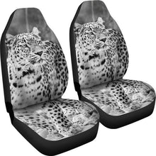 Load image into Gallery viewer, Leopard Car Seat Cover