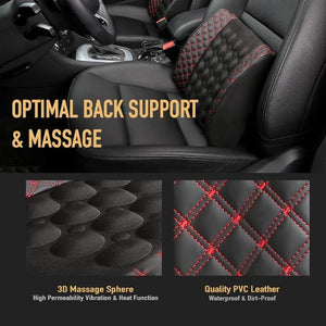 In-vehicle Back Massage Pillow