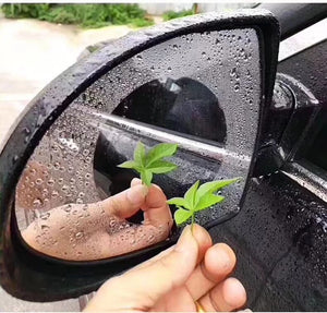GoAmiroo Mirror Film-The Best Anti Fog Rainproof Film for Car RearView Mirror & Window