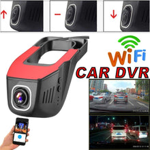 Load image into Gallery viewer, 4K Hidden Car Dashboard Camera with Night Vision