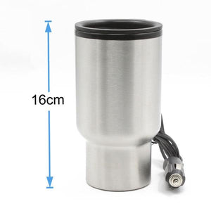 Stainless Steel Heating Cup