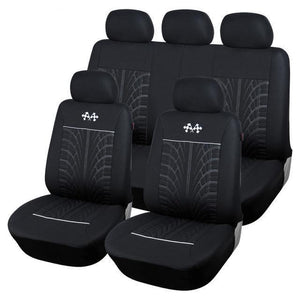 Modern Sports Car Seat Covers