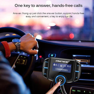 Handsfree Car Kit with Siri's Support