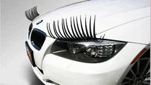 Load image into Gallery viewer, Eyelashes Headlight Decoration