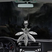 Load image into Gallery viewer, Weed Rear View Mirror Hanging Accessory