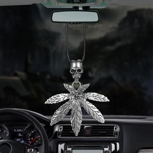 Weed Rear View Mirror Hanging Accessory