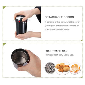 Detachable Rechargeable Ashtray