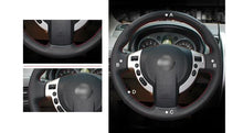 Load image into Gallery viewer, Steering Wheel Cover for Nissan Models