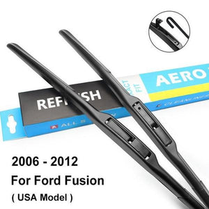 Ford Fusion modelled Wiper Blades