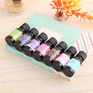 Different Scent Car Essential Oil Freshener Refill Bottles