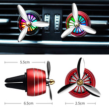 Load image into Gallery viewer, #1 Car Air Freshener Smell LED Mini Conditioning