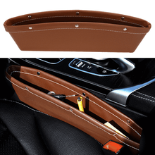 Load image into Gallery viewer, Leather Car Storage Bag