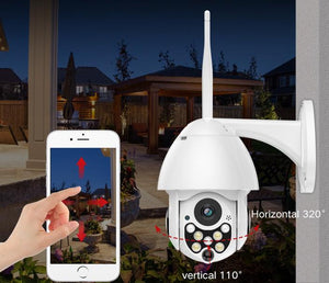 WCam® Outdoor WiFi Camera