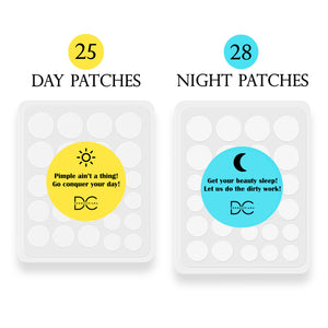 Derma Ance Patch Ultra-Thin Acne Healing Patches - 53 Count
