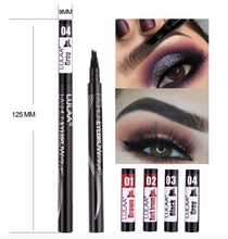 Load image into Gallery viewer, Eyebrow Tattoo Pen with Micro Fork Tip Applicator