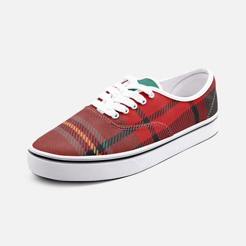 Plaid Cheer Loafer