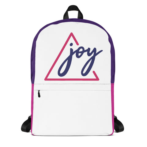 Unspeakable Joy Backpack