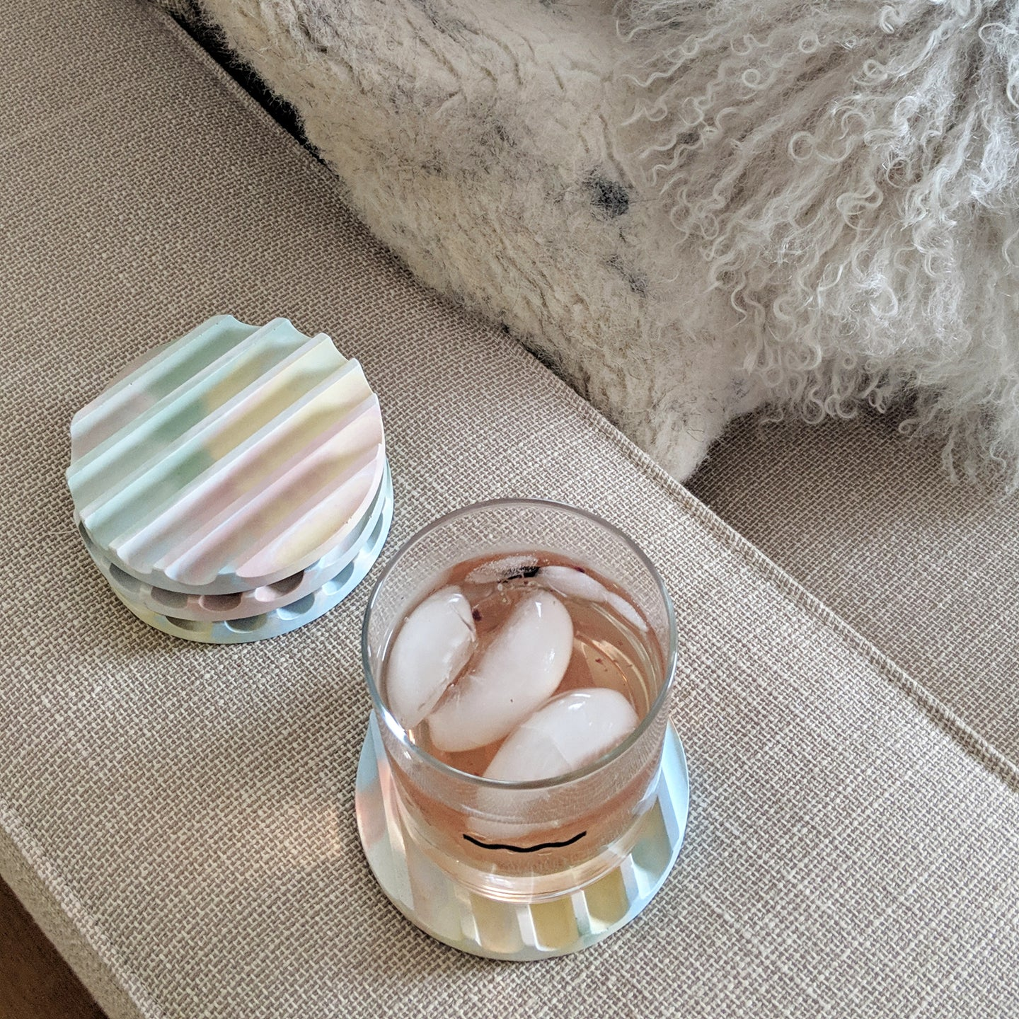 Jawbreaker Coaster Set