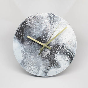 Hand-Painted Clocks
