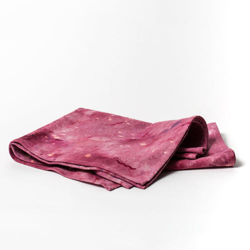 Speckled Magenta Tea Towel