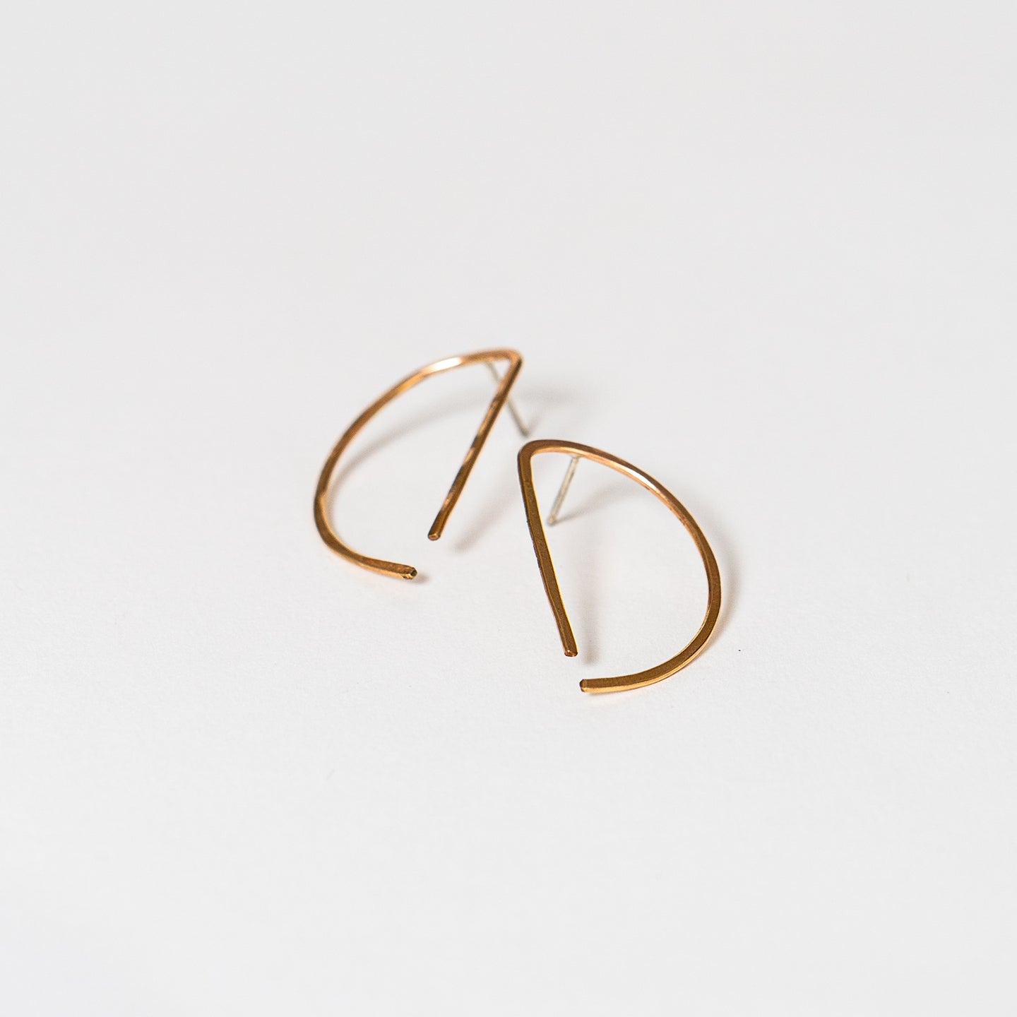 D-Ring Earrings