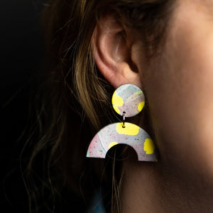 PC x Elise Ballegeer Nina Earrings