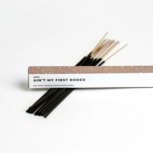 Incense Sticks - Ain't My First Rodeo