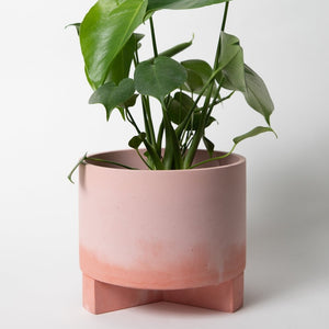 Large Planter w/ Base