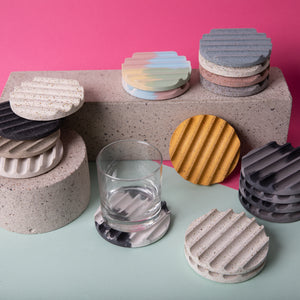 Cookies n Cream Coaster Set