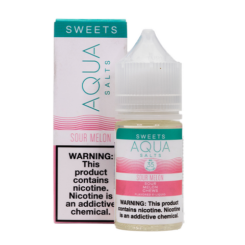 Aqua Salts - Swell (Sour Melon) E-Liquid