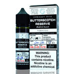 Basix - Butterscotch Reserve E-Liquid
