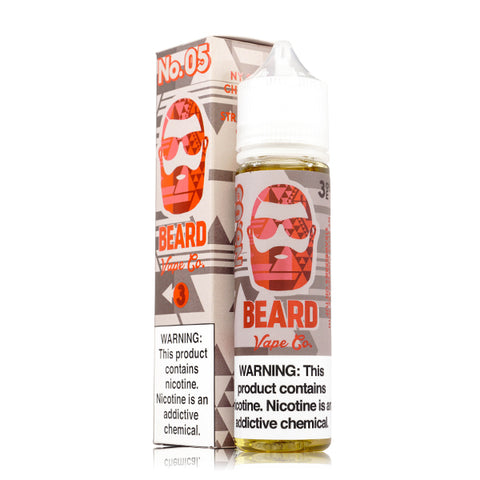 Beard Vape Co - No. 05 E-Liquid | 60ml
