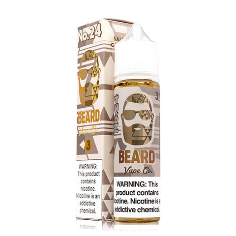 Beard Vape Co - No. 24 E-Liquid | 60ml
