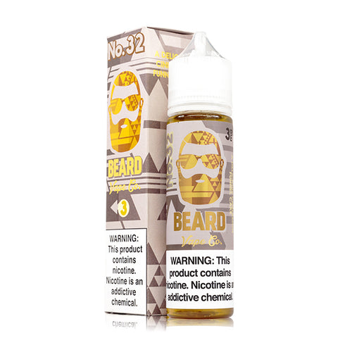 Beard Vape Co - No. 32 E-Liquid | 60ml