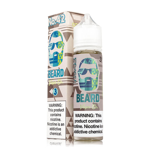 Beard Vape Co - No. 42 E-Liquid | 60ml