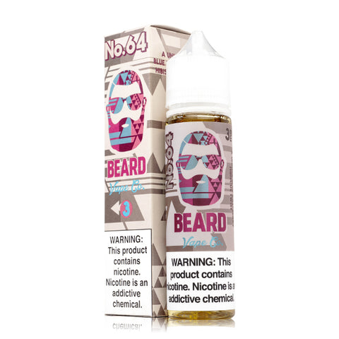 Beard Vape Co - No. 64 E-Liquid | 60ml