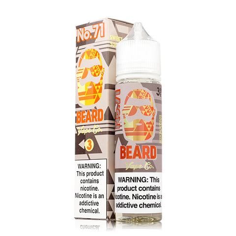 Beard Vape Co - No. 71 E-Liquid | 60ml