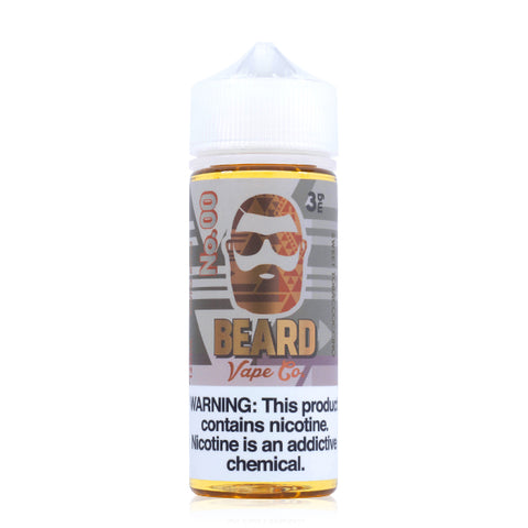 Beard Vape Co - No. 00 E-Liquid | 120ml