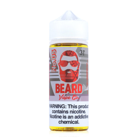 Beard Vape Co - No. 05 E-Liquid | 120ml
