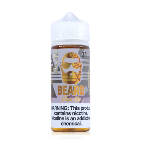Beard Vape Co - No. 32 E-Liquid | 120ml
