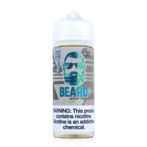 Beard Vape Co - No. 42 E-Liquid | 120ml