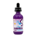 Dinner Lady Summer Holidays - Black Orange Crush E-Liquid