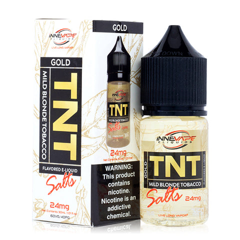 Innevape - TNT Gold Salt E-Liquid