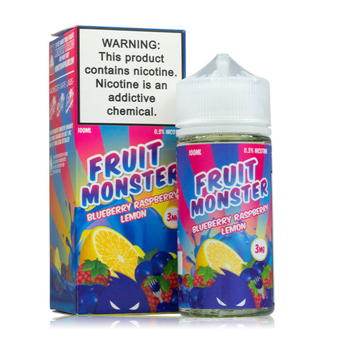 Fruit Monster - Blueberry Raspberry Lemon E-Liquid