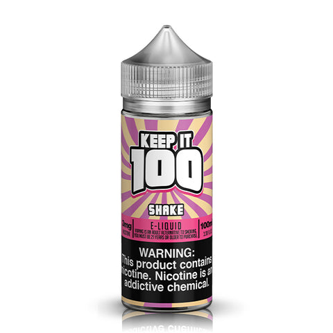 Keep It 100 - Shake (Birthday Shake) E-Liquid