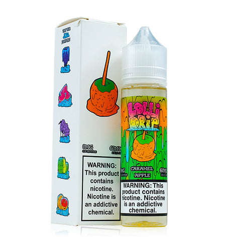 Lollidrip - Caramel Apple E-Liquid