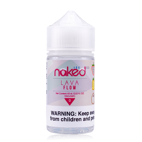 Naked 100 Iced - Lava Flow Ice E-Liquid