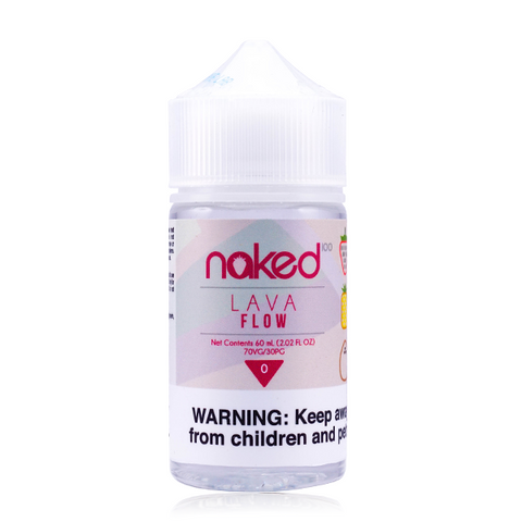 Naked 100 - Lava Flow E-Liquid